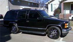 BamaBoyon84ss 1999 GMC Yukon