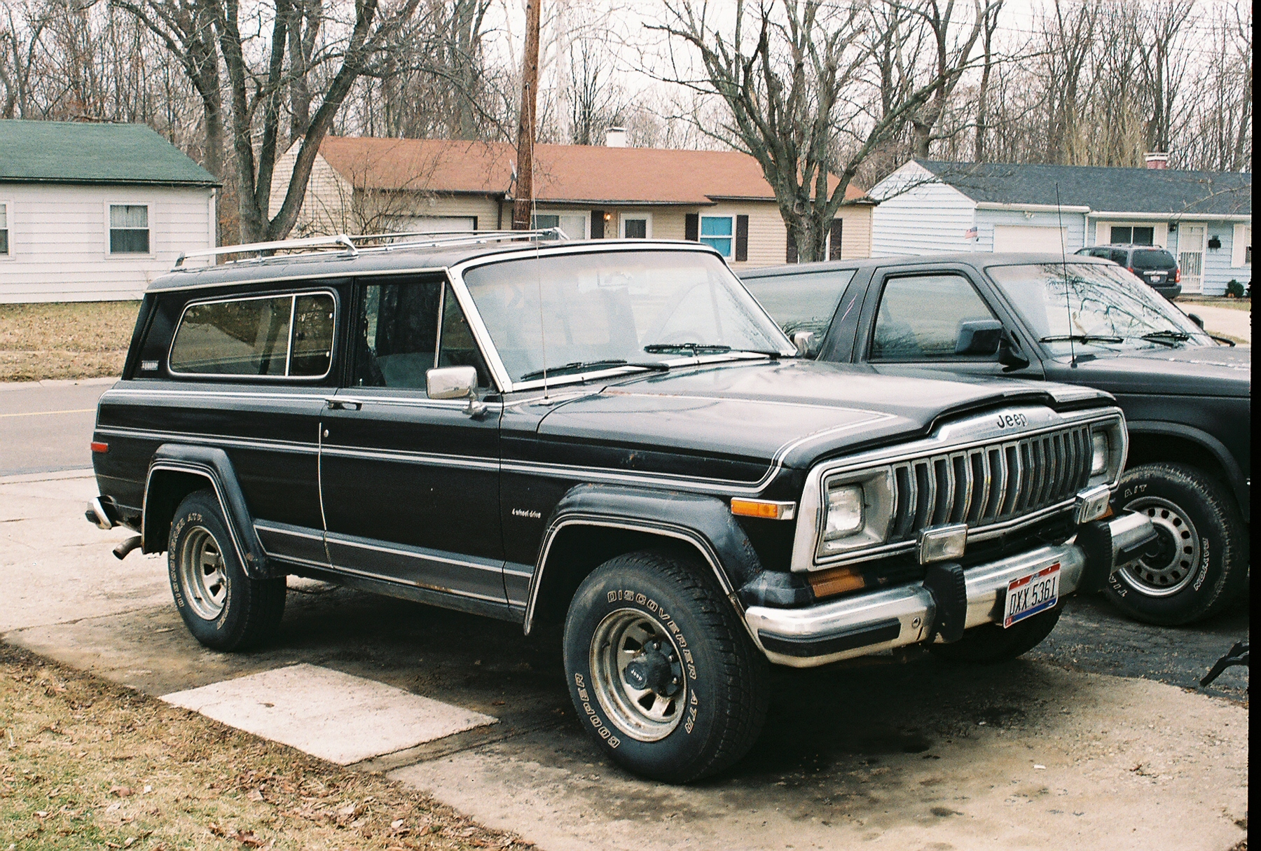 Jeep Cherokee Sj Xj Autopedia The Free Automobile Autos Post