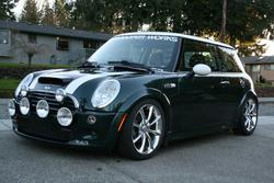 Alocatelli 2003 MINI Cooper