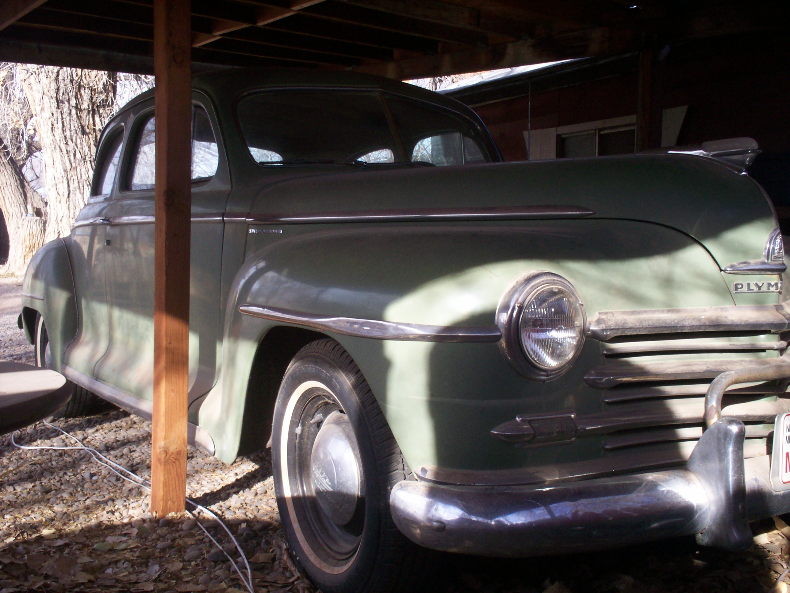 Another 505ChevyBlazer 1949 Plymouth Deluxe post... - 12659358