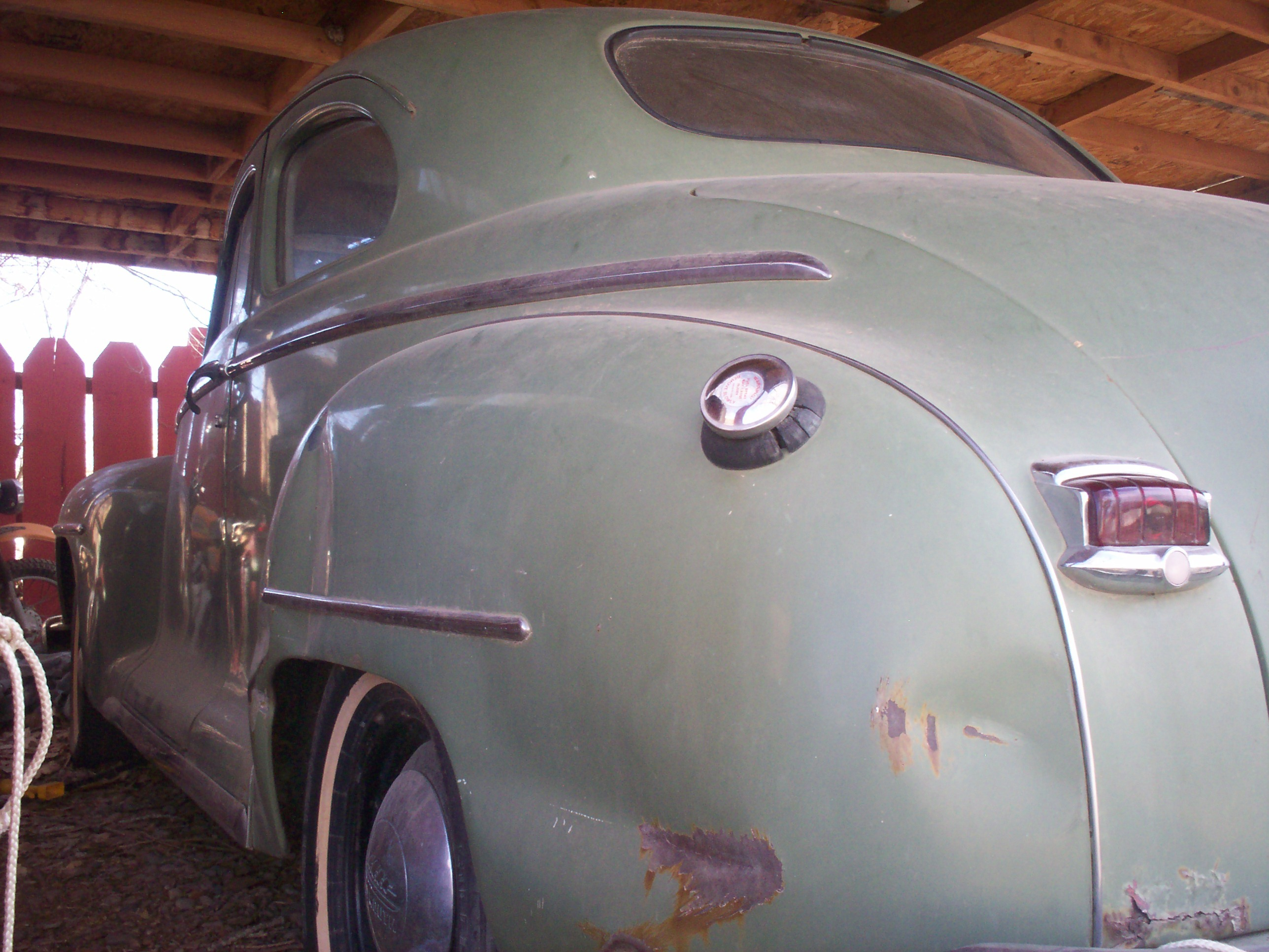 Another 505ChevyBlazer 1949 Plymouth Deluxe post... - 12659367