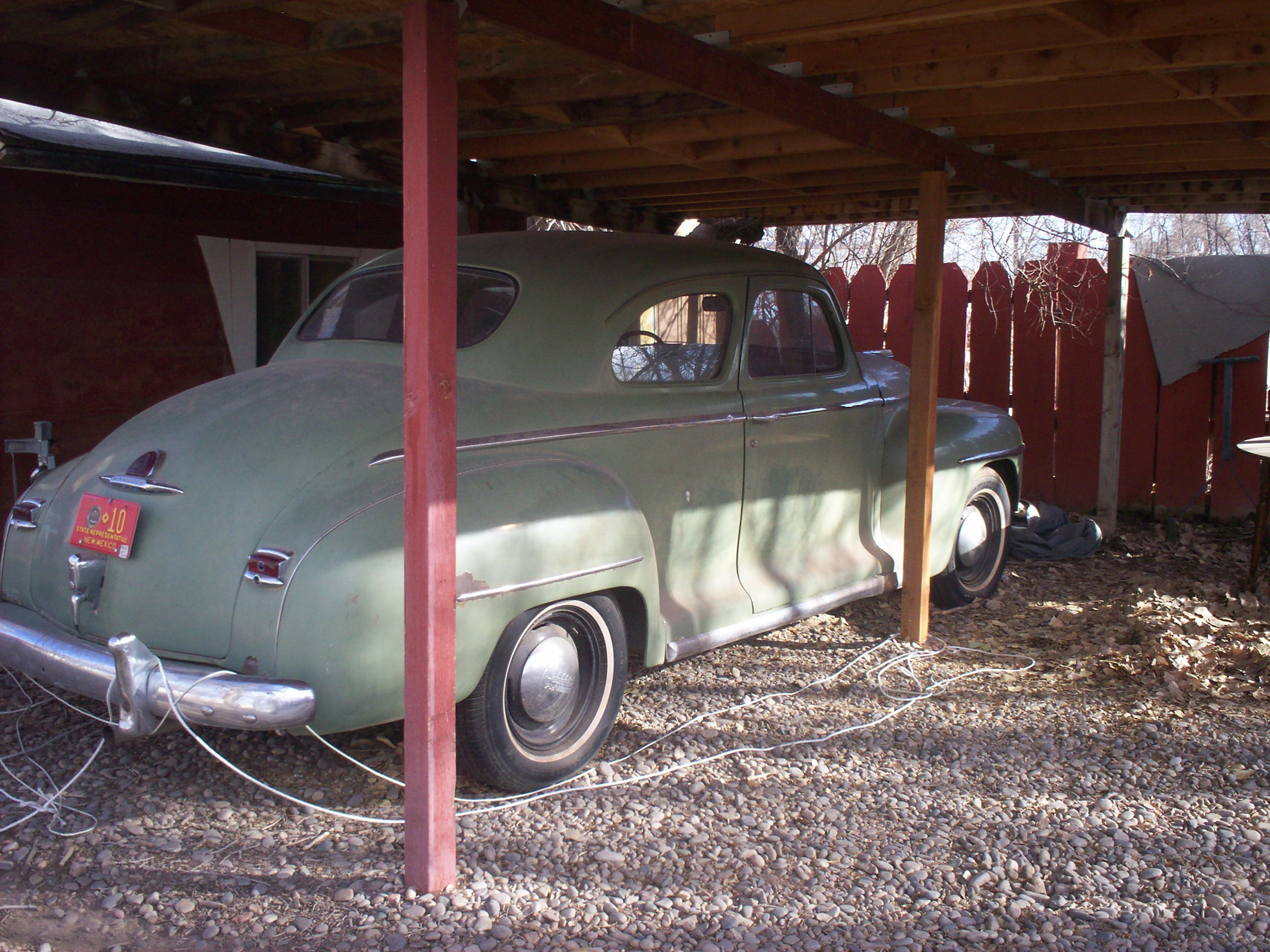 Another 505ChevyBlazer 1949 Plymouth Deluxe post... - 12659368