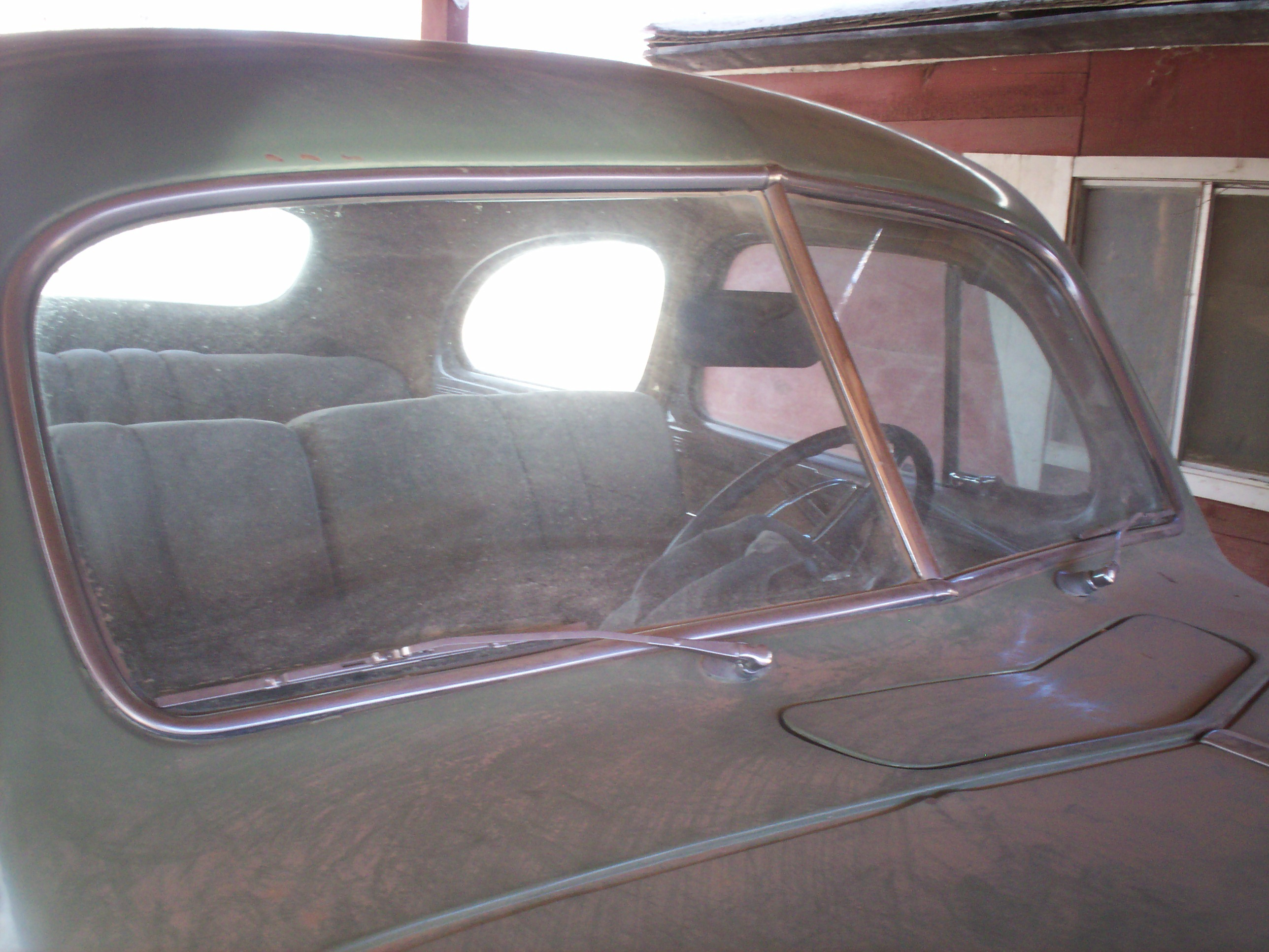 Another 505ChevyBlazer 1949 Plymouth Deluxe post... - 12659370