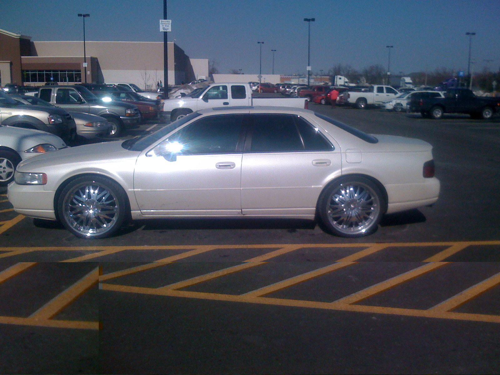 mrmoemqn 39 s 2000 cadillac seville in springfield mo. Cars Review. Best American Auto & Cars Review