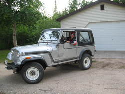 2001chevy05s 1985 Jeep CJ7