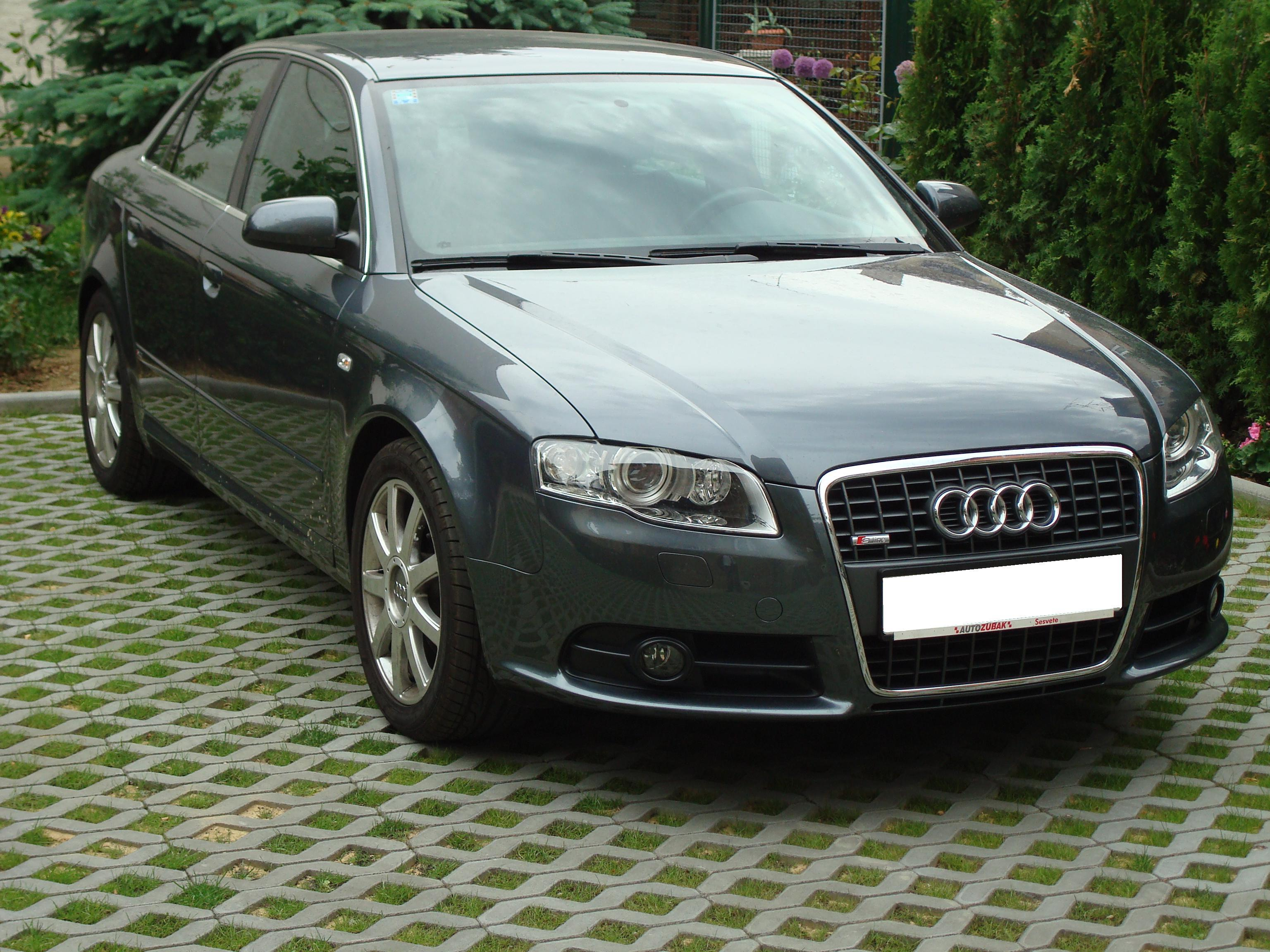 slinezg 2007 audi a4 specs photos modification info at cardomain. Black Bedroom Furniture Sets. Home Design Ideas