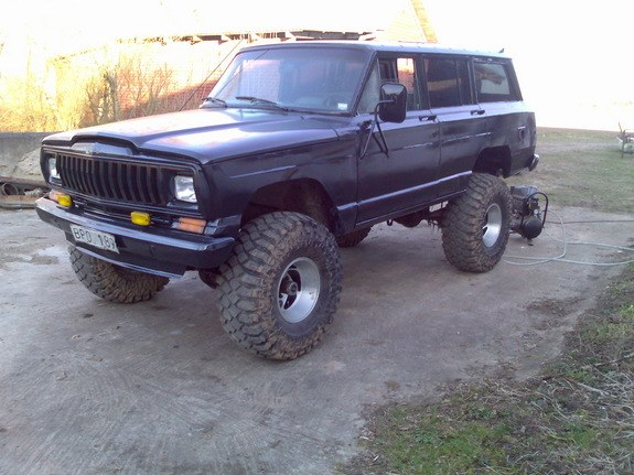 Another sebban 1982 Jeep Cherokee post... - 9648558
