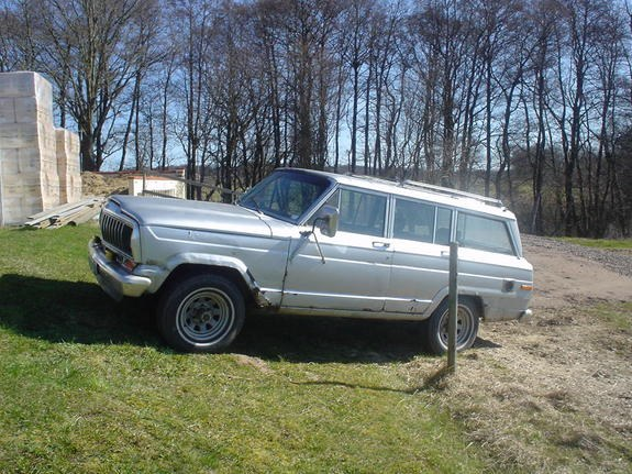 Another sebban 1982 Jeep Cherokee post... - 9648559