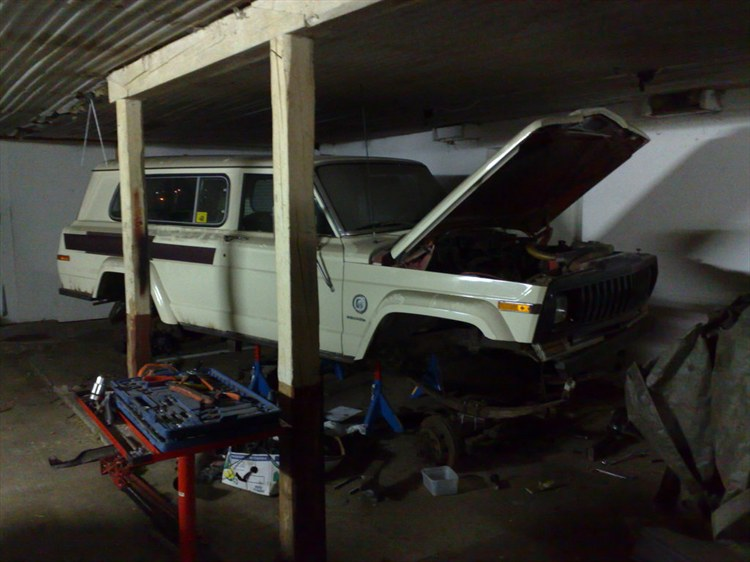Another sebban 1982 Jeep Cherokee post... - 9648560