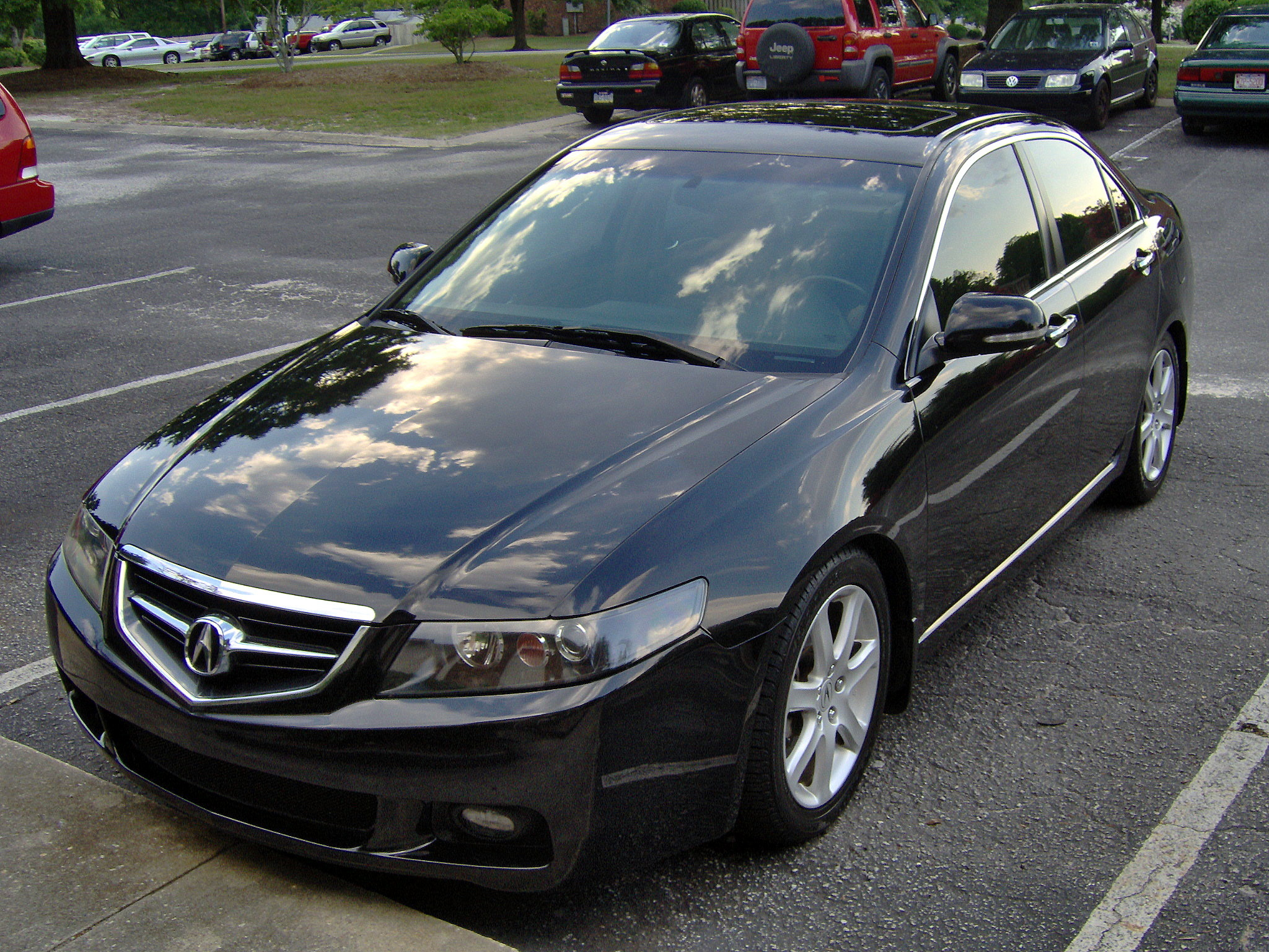 oneandonlydp33 2004 Acura TSX Specs s Modification Info at