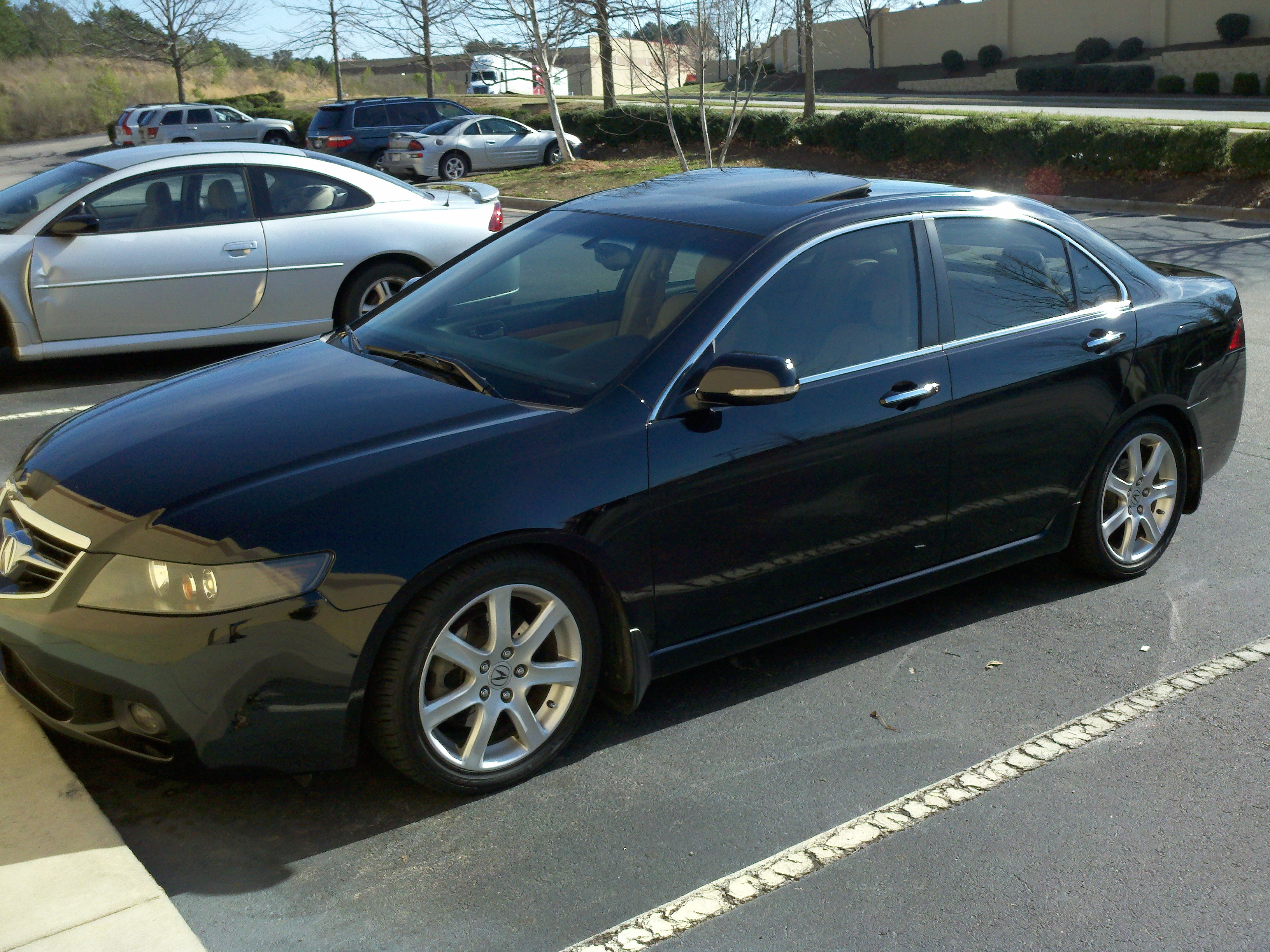 oneandonlydp33 2004 Acura TSX s Gallery at CarDomain