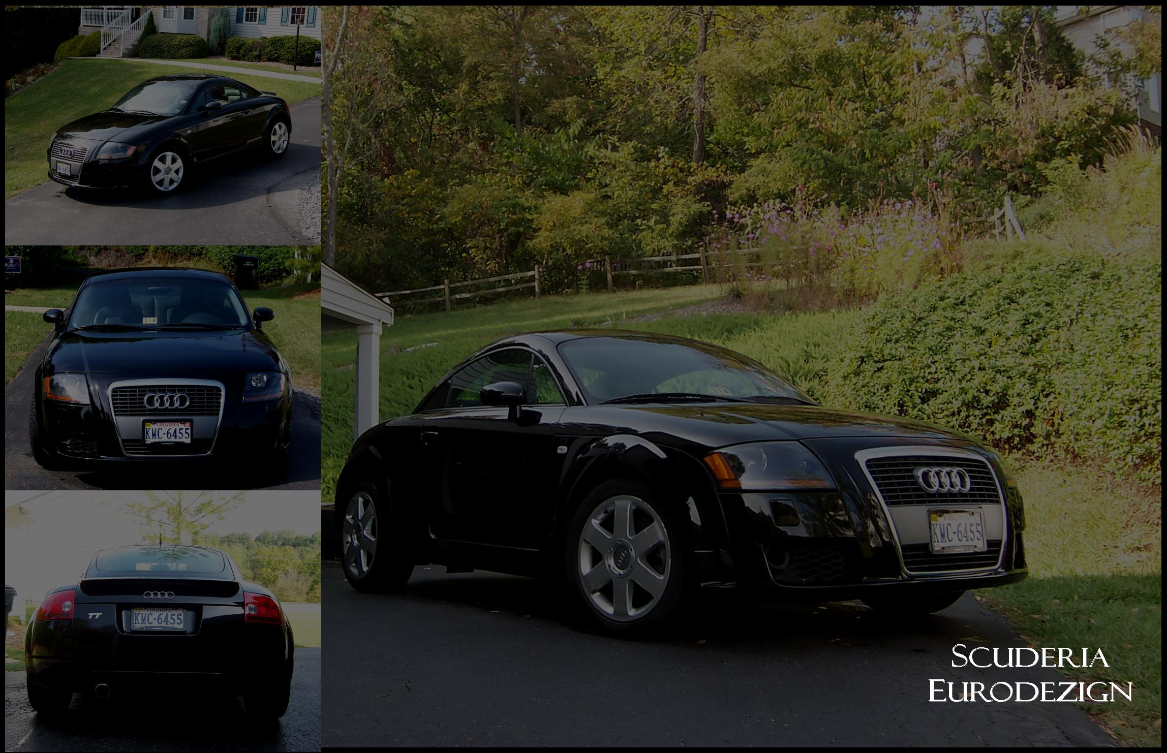 englandace 39 s 2001 audi tt in bristol va. Black Bedroom Furniture Sets. Home Design Ideas