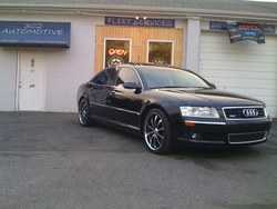 302Automotives 2005 Audi A8