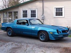 19CAMARO85s 1979 Chevrolet Camaro