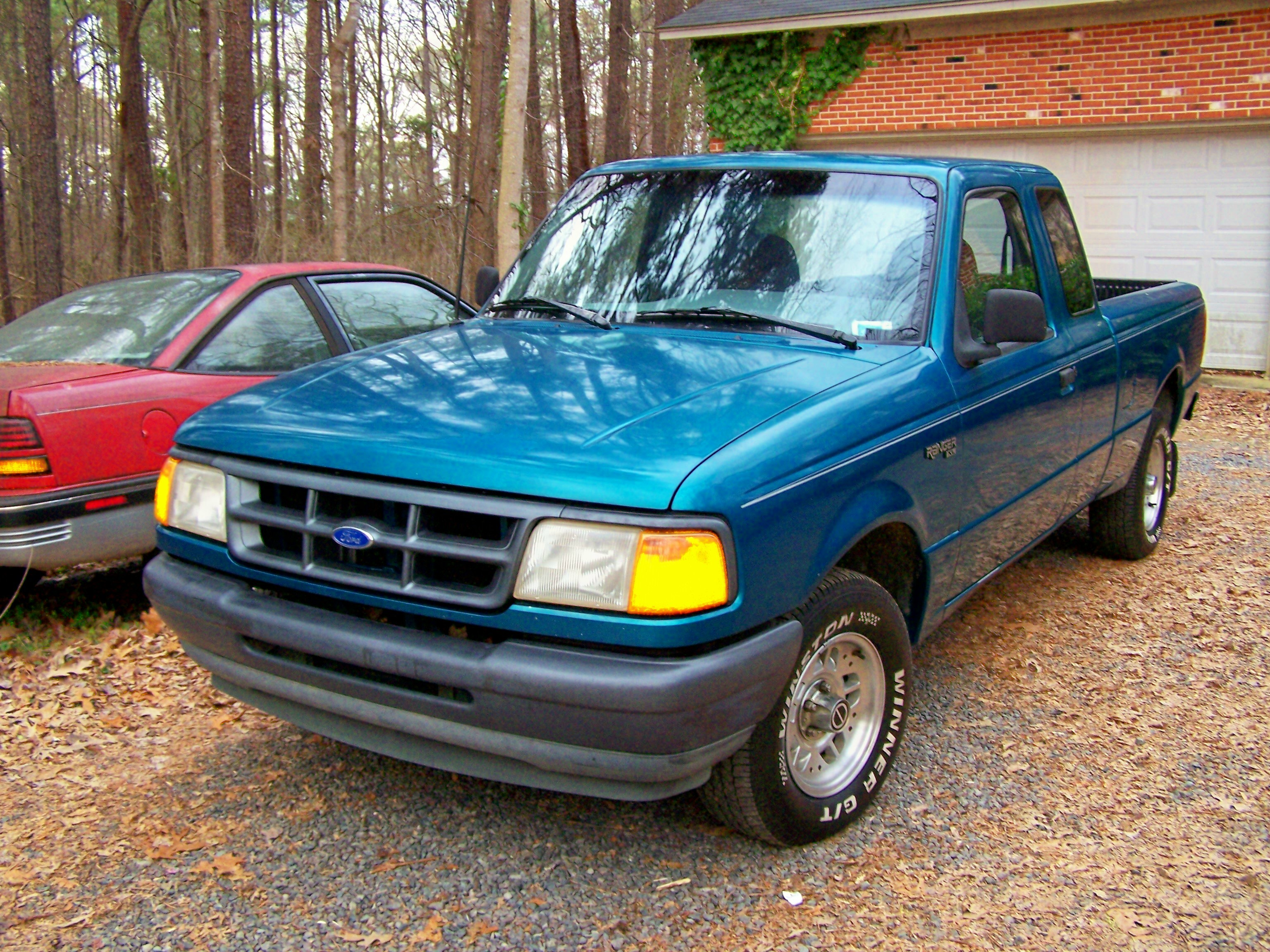 Moose90 1993 ford ranger regular cab 32449000001 original
