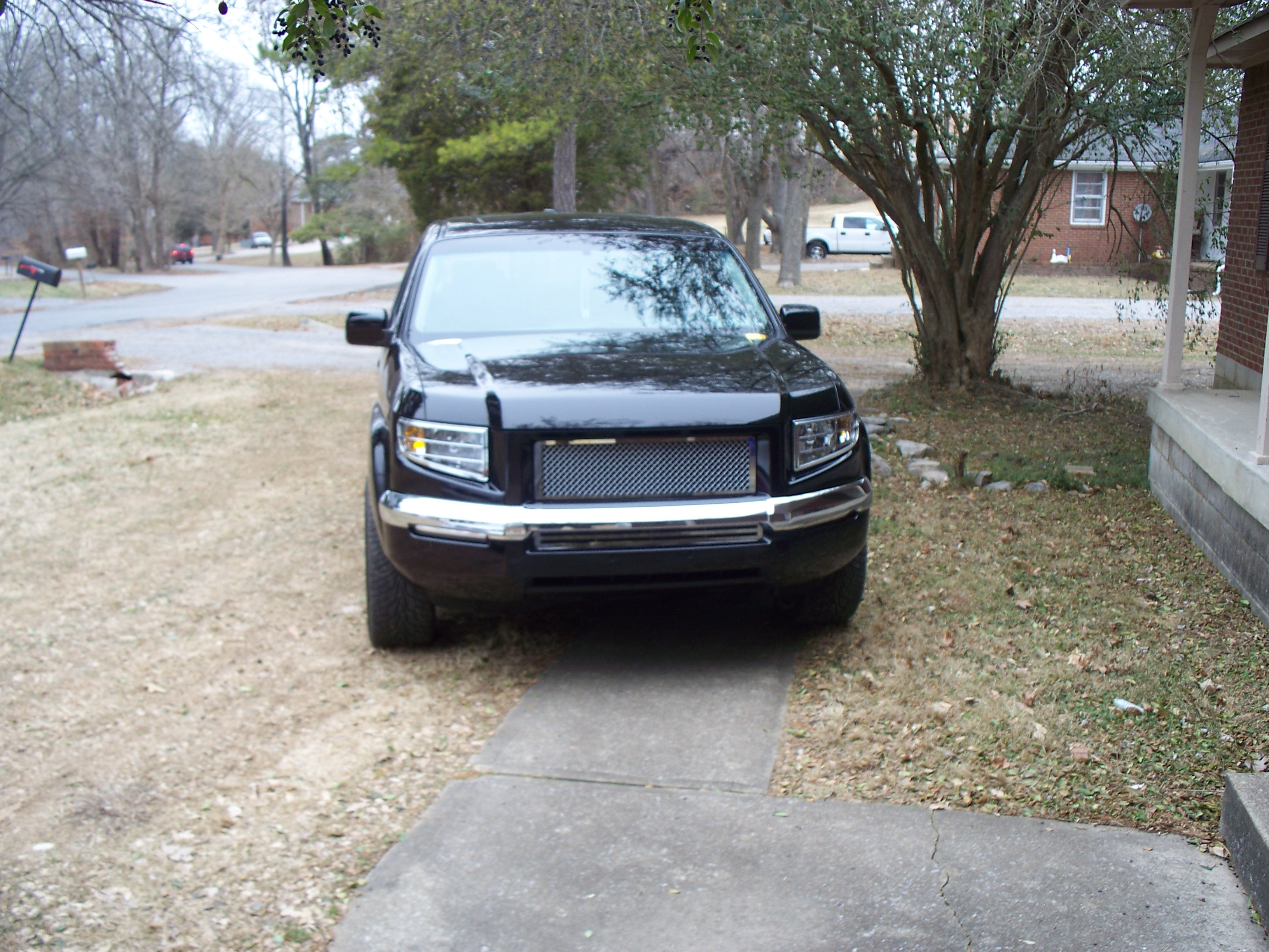 Volkswagen Of Clarksville >> conair44 2007 Honda Ridgeline Specs, Photos, Modification ...