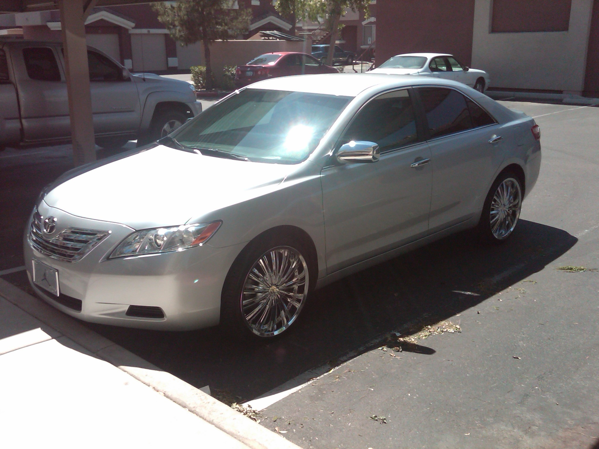 Another ICM0NEY 2007 Toyota Camry post... - 12660565