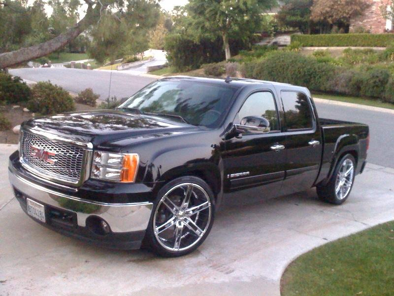 Loud-n-Proud 2008 GMC Sierra 1500 Regular Cab Specs ...