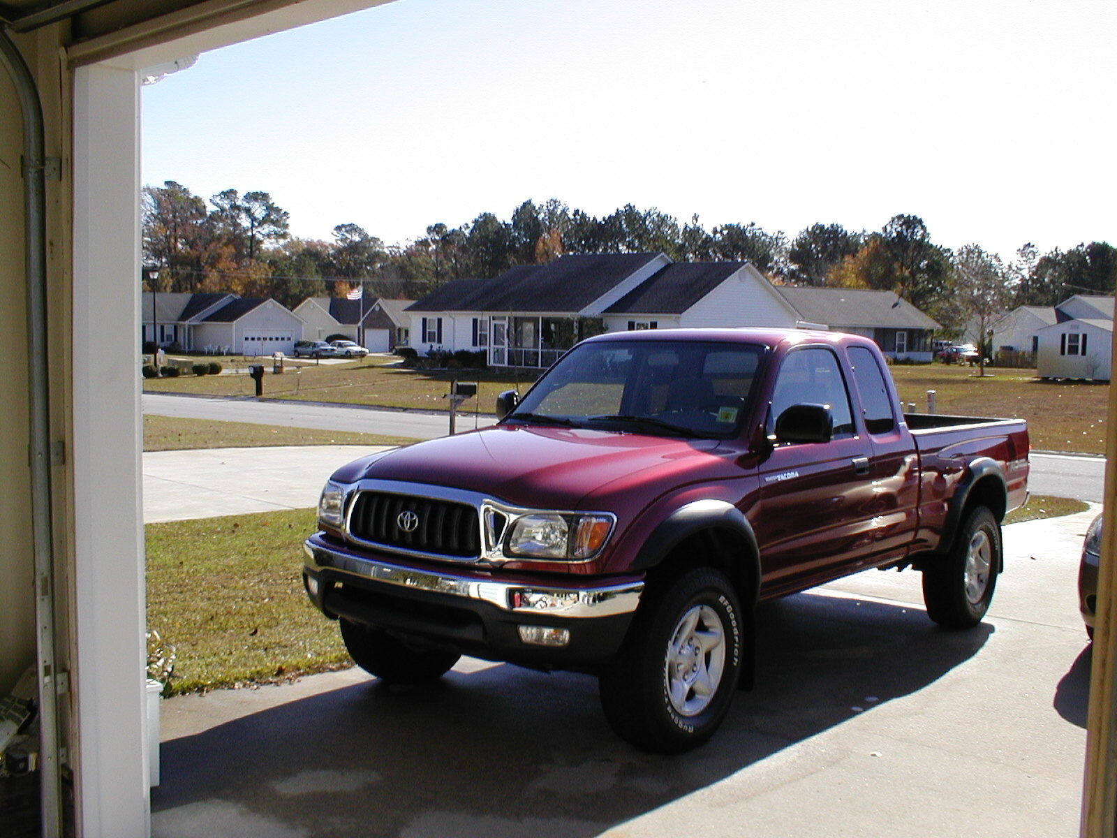 thedrummer2009 2003 Toyota Tacoma Xtra Cab