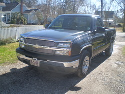 SlimDaniel1s 2005 Chevrolet Silverado 1500 Regular Cab
