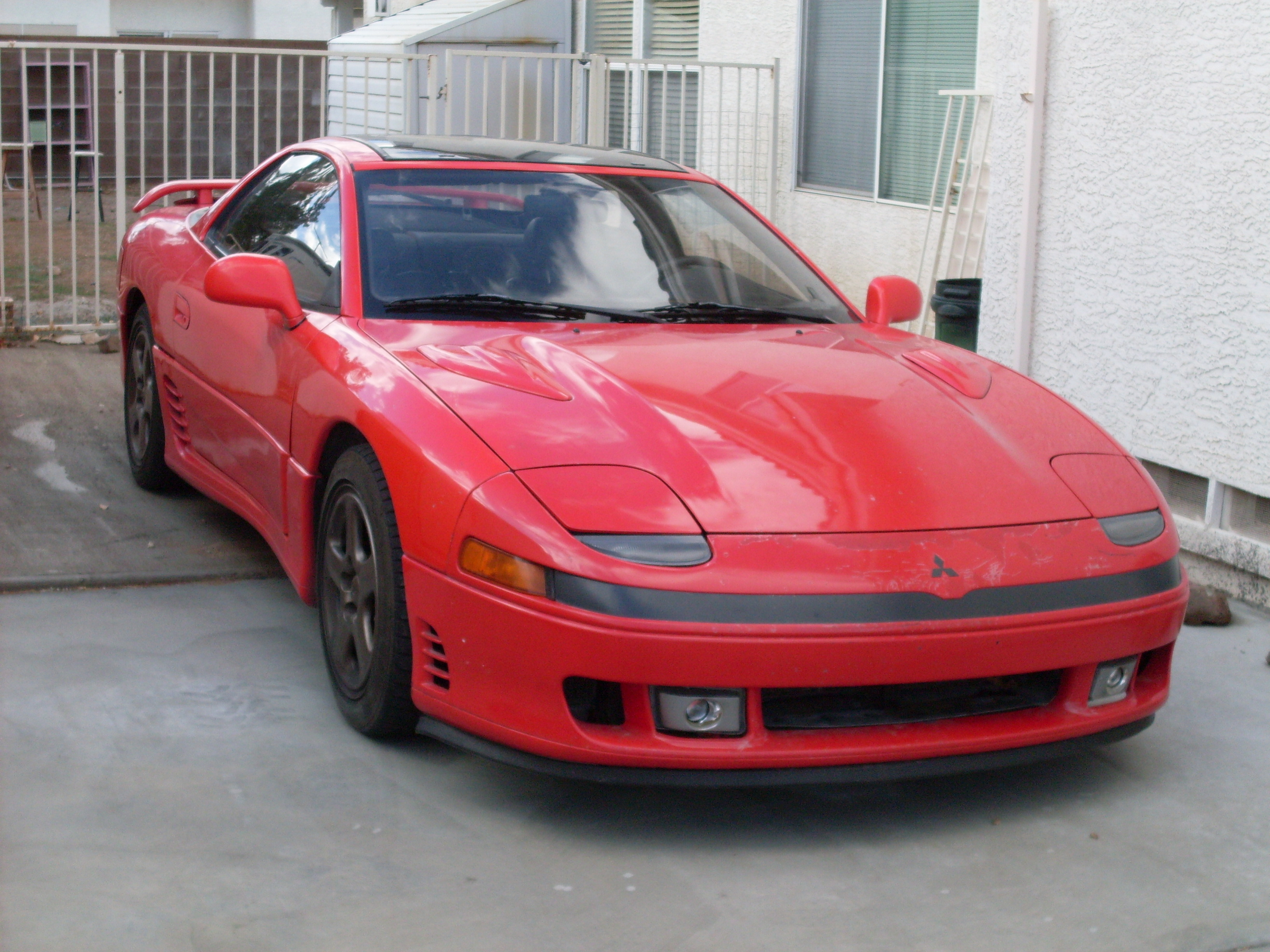 HaloJDawg 1992 Mitsubishi 3000GT Specs, Photos, Modification Info at