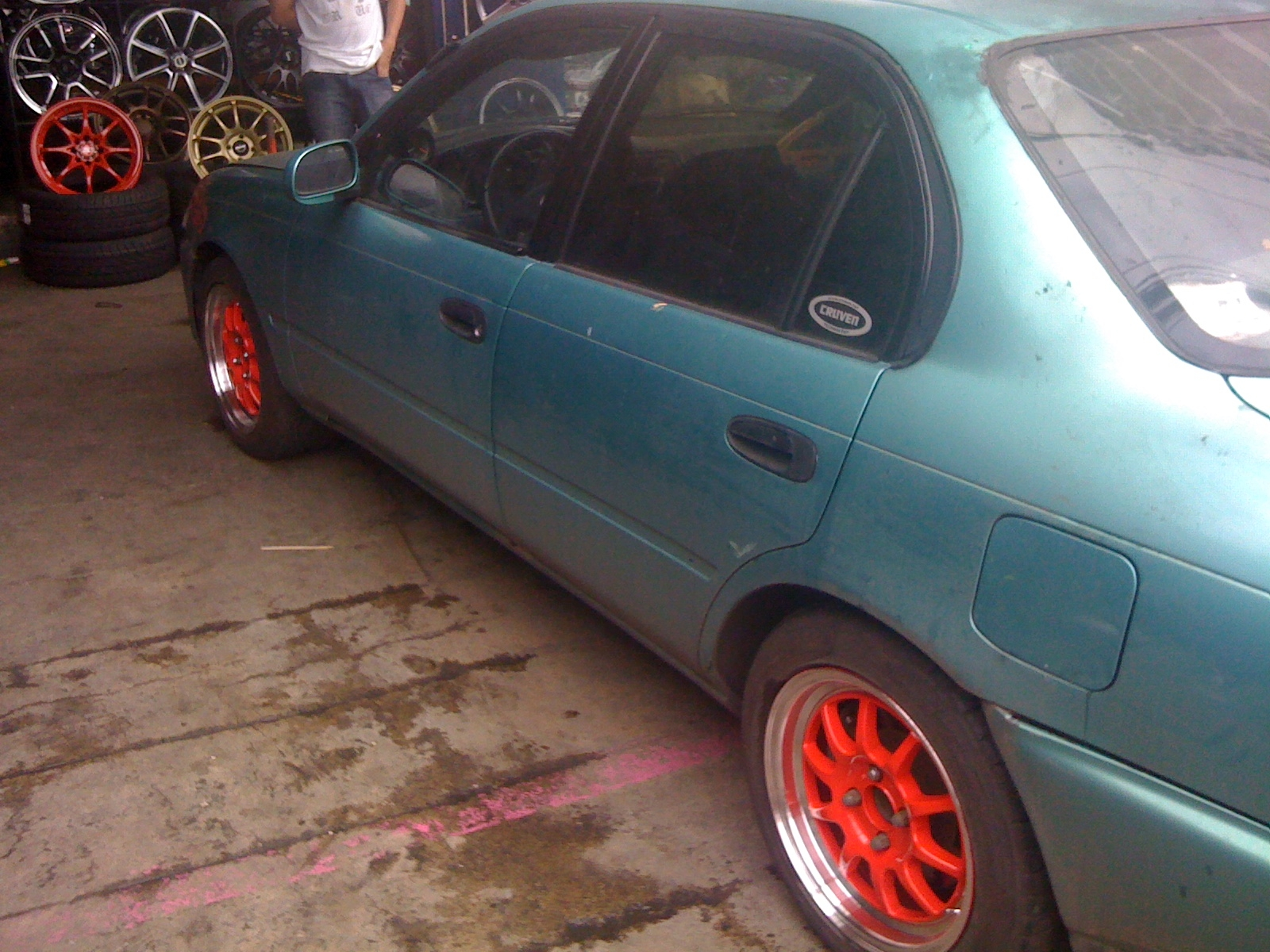Another Raphy778 1993 Toyota Corolla post... - 12910052