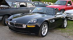 come2gether 2003 BMW Z8