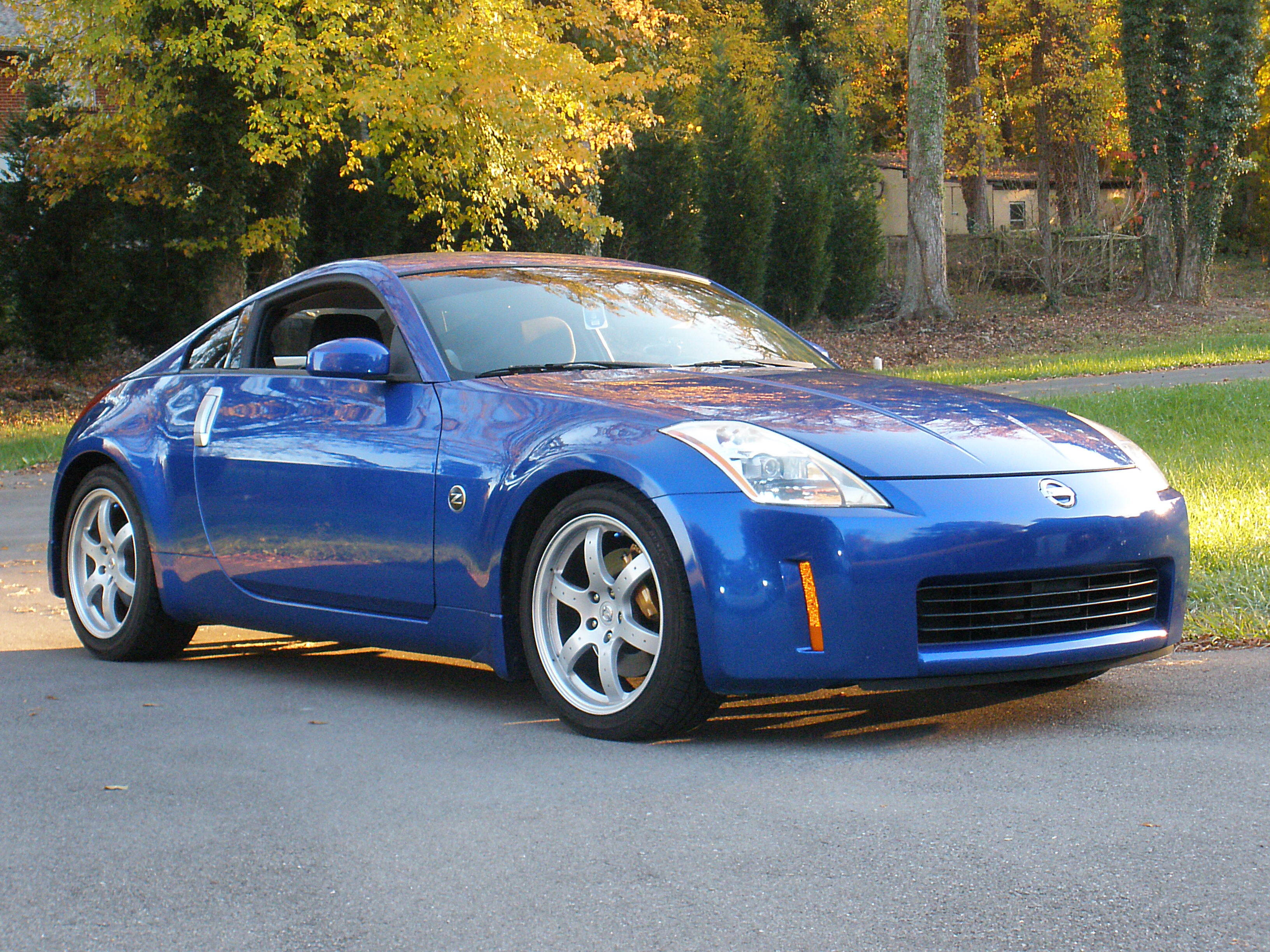 mellinie 2006 nissan 350z specs photos modification info. Black Bedroom Furniture Sets. Home Design Ideas
