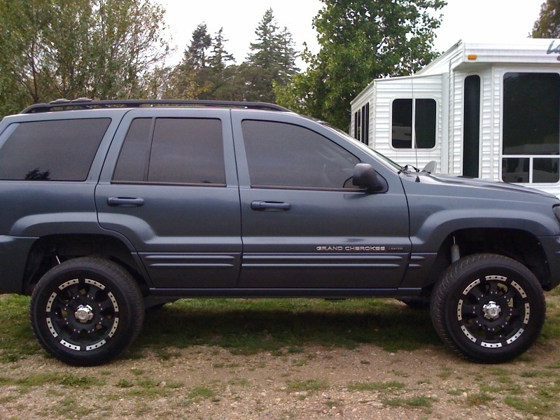 03JeepGC 2003 Jeep Grand Cherokee