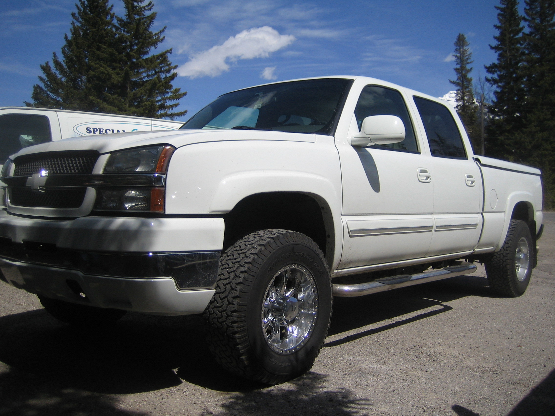 kazor 2004 chevrolet silverado 1500 regular cab specs photos modification info at cardomain. Black Bedroom Furniture Sets. Home Design Ideas