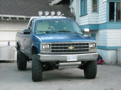 prorodeo85s 1988 Chevrolet C/K Pick-Up