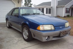 WildEagle93s 1992 Ford Mustang