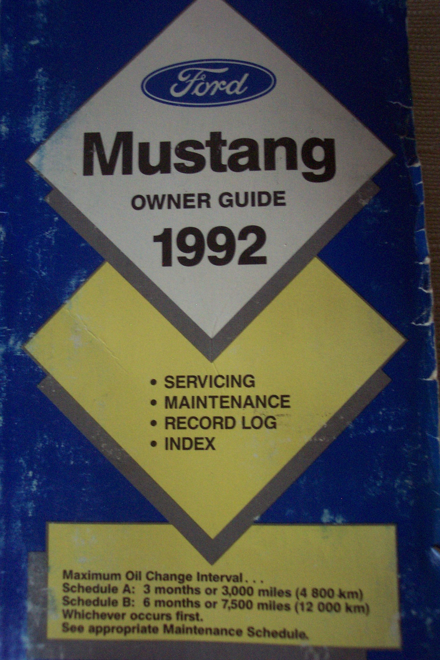 Another Foxy92 1992 Ford Mustang post... - 12663620