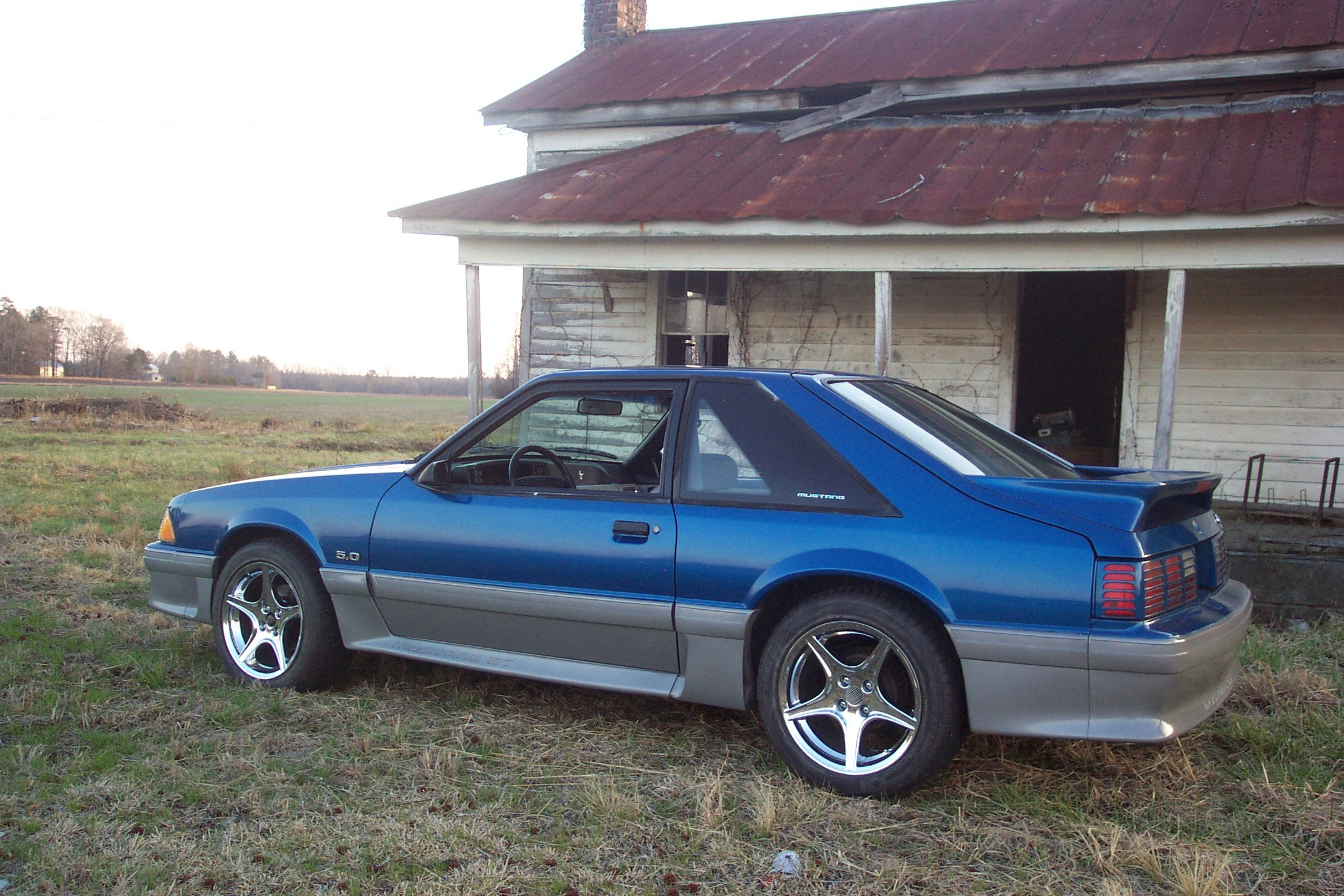 Another Foxy92 1992 Ford Mustang post... - 12663629