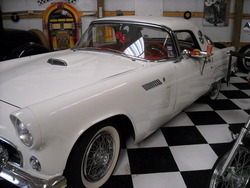 texasayerss 1956 Ford Thunderbird