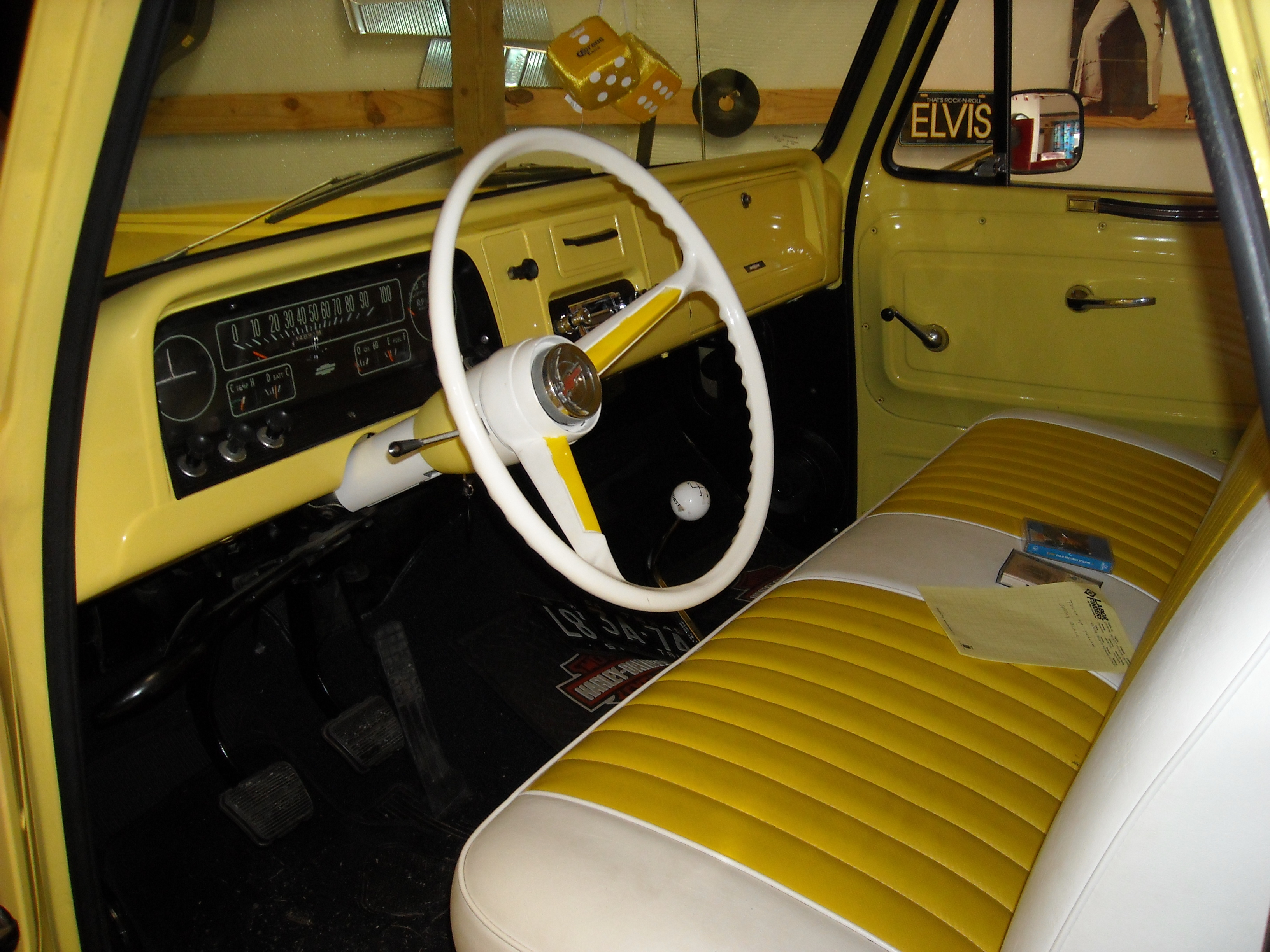 Another texasayers 1964 Chevrolet C/K Pick-Up post... - 12664110