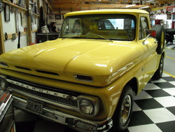 texasayerss 1964 Chevrolet C/K Pick-Up