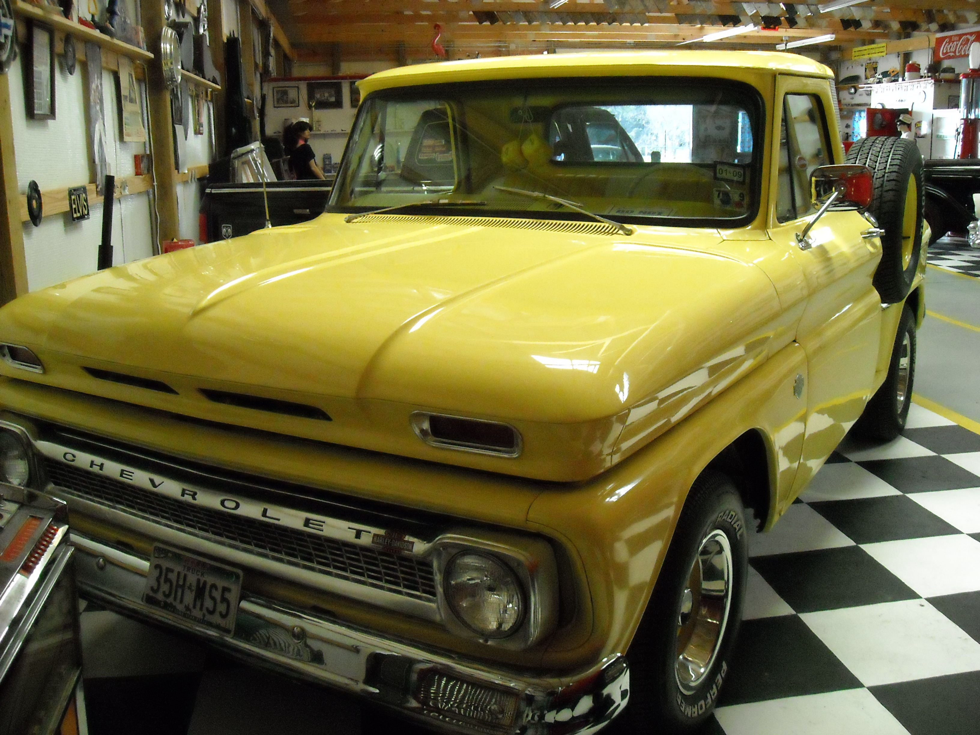 Another texasayers 1964 Chevrolet C/K Pick-Up post... - 12664111
