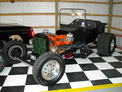 texasayers 1927 Ford T-bucket