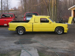 EdsS10s 1984 Chevrolet S10 Regular Cab