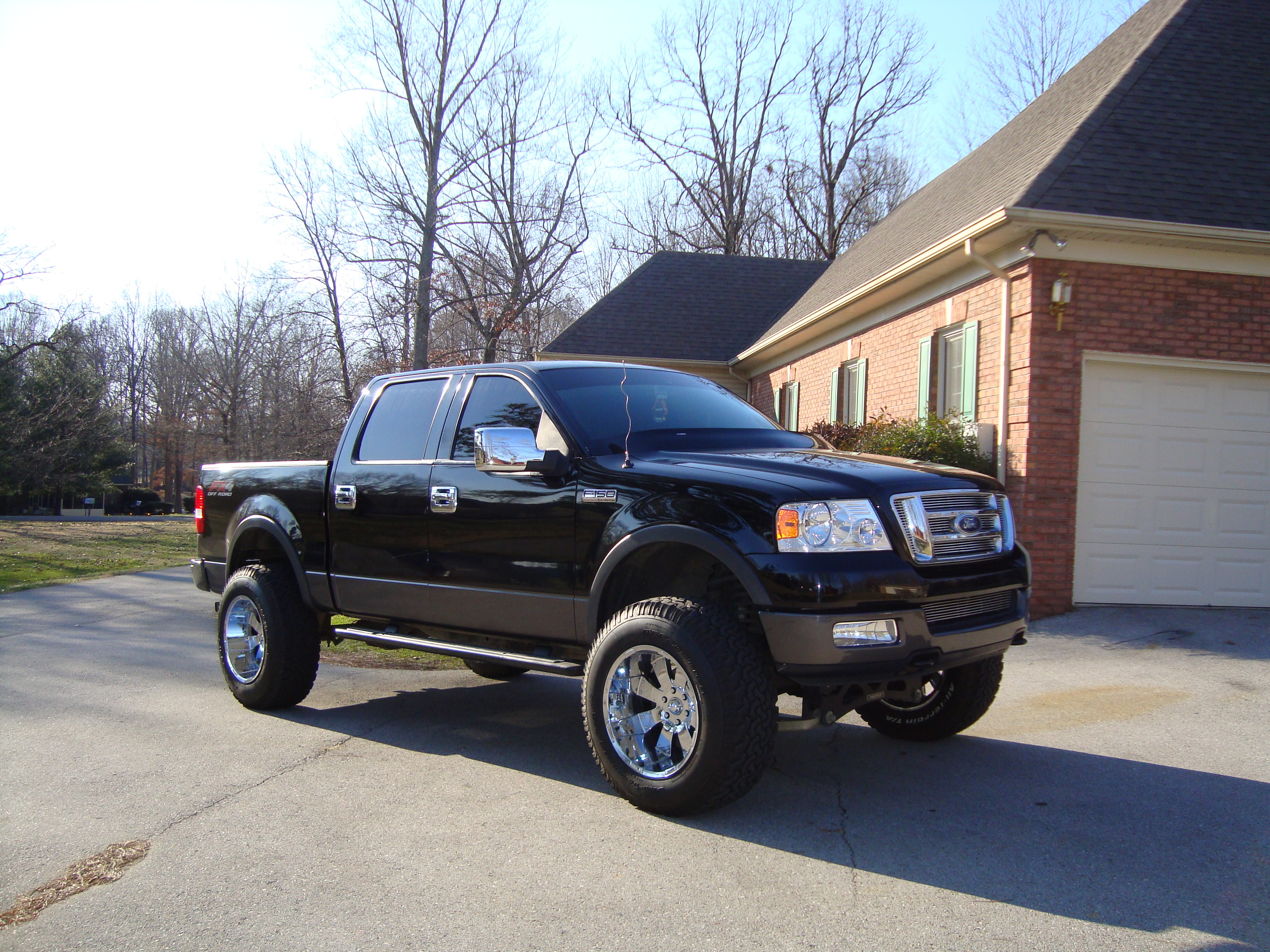 ktipper300 2004 ford f150 regular cab specs photos modification info at cardomain. Black Bedroom Furniture Sets. Home Design Ideas