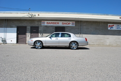 03TOWNCARCARTIERs 2003 Lincoln Town Car