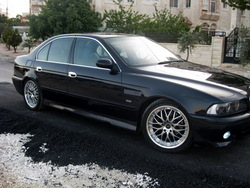 fashas 1997 BMW 5 Series
