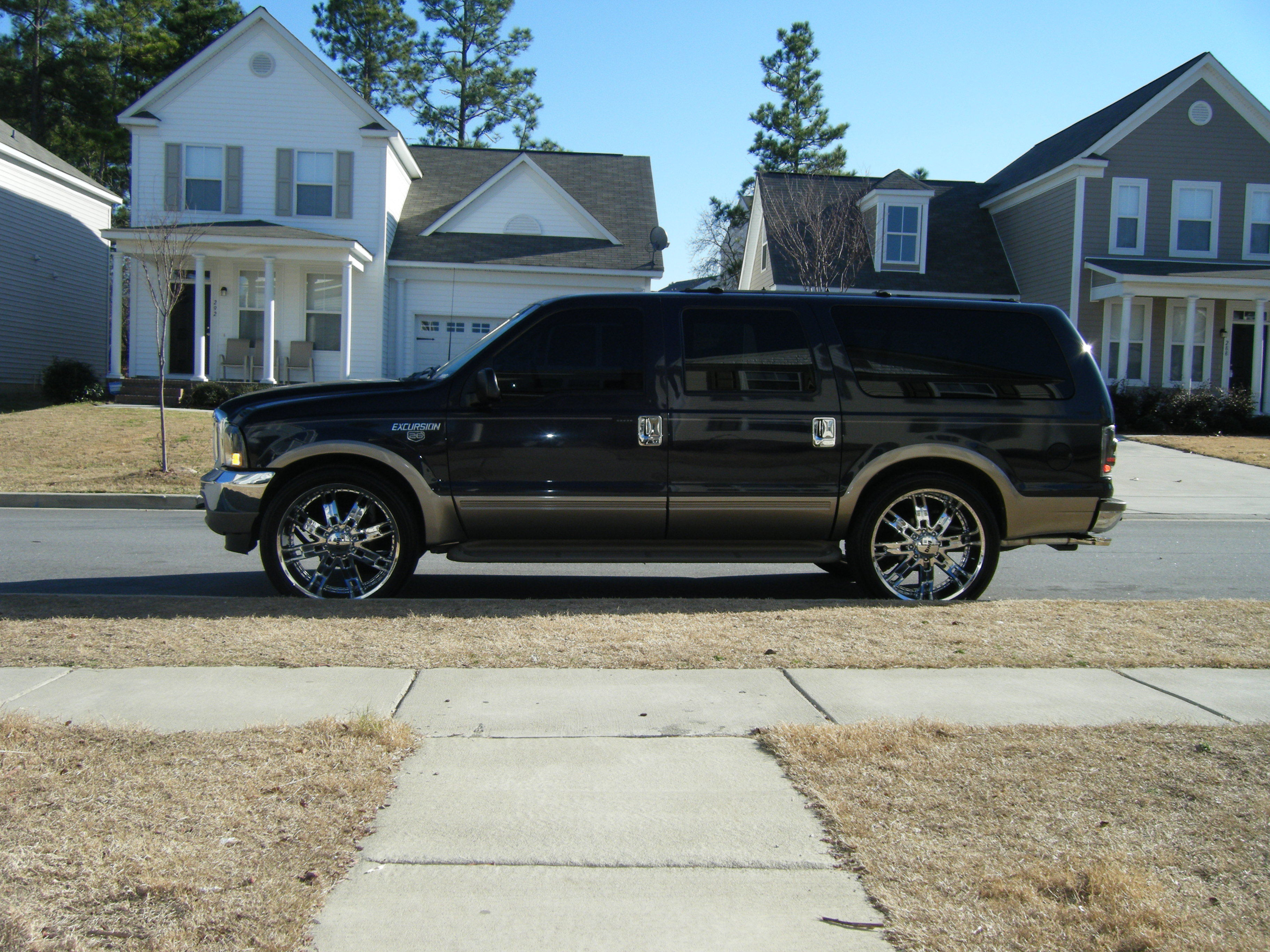 Another eandj 2000 Ford Excursion post... - 12666373