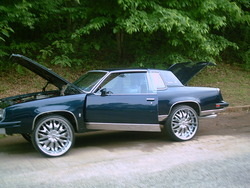rjhowards 1984 Oldsmobile Cutlass Supreme