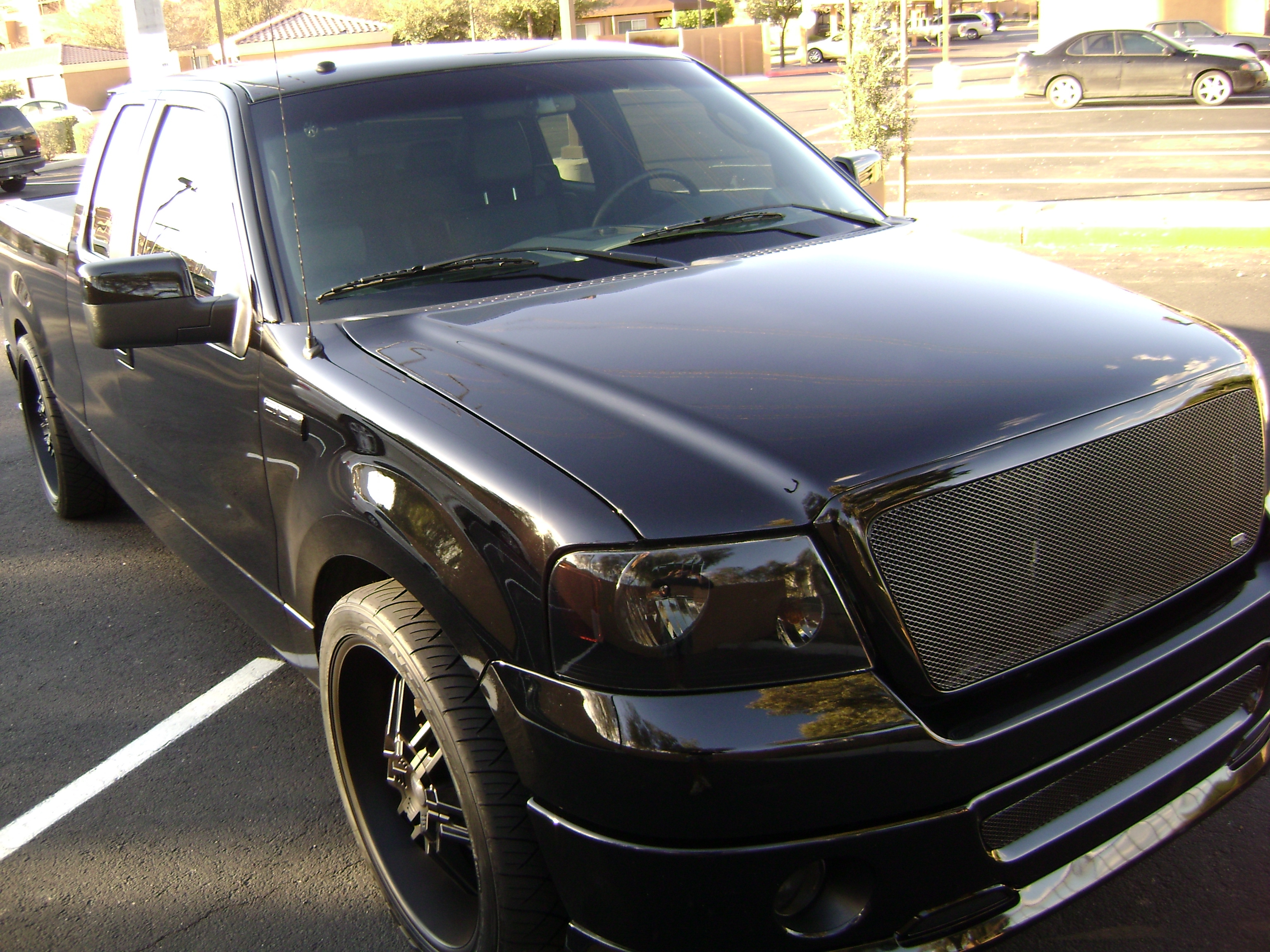 Bigboy32j's 2007 Ford F150 Regular Cab