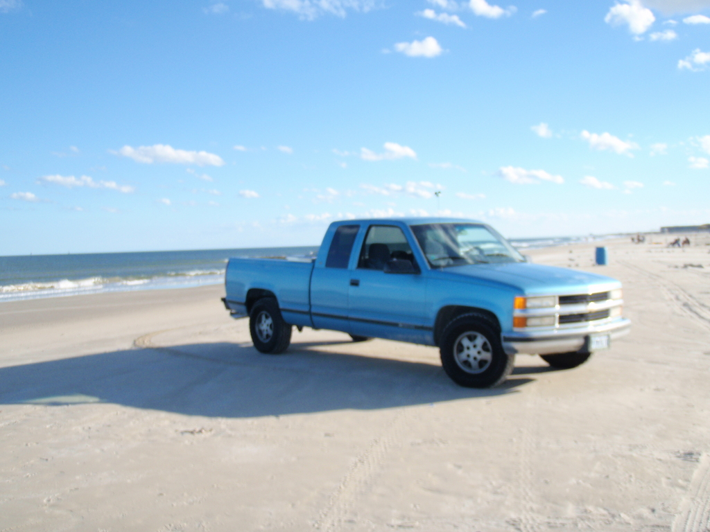 skatertdude1290 1995 Chevrolet Silverado 1500 Regular Cab