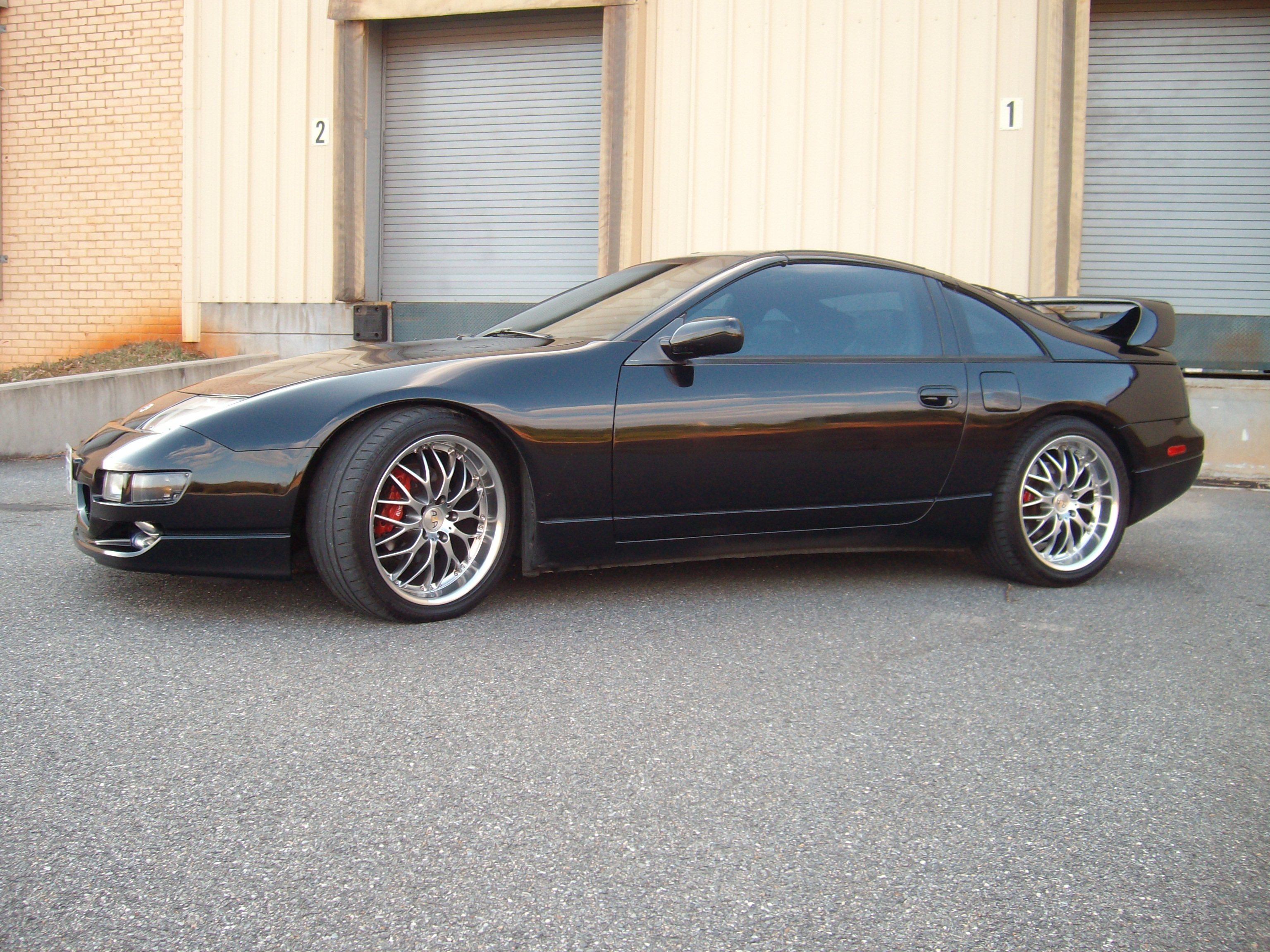 BlackouTTzx 1994 Nissan 300ZX Specs, Photos, Modification Info at ...