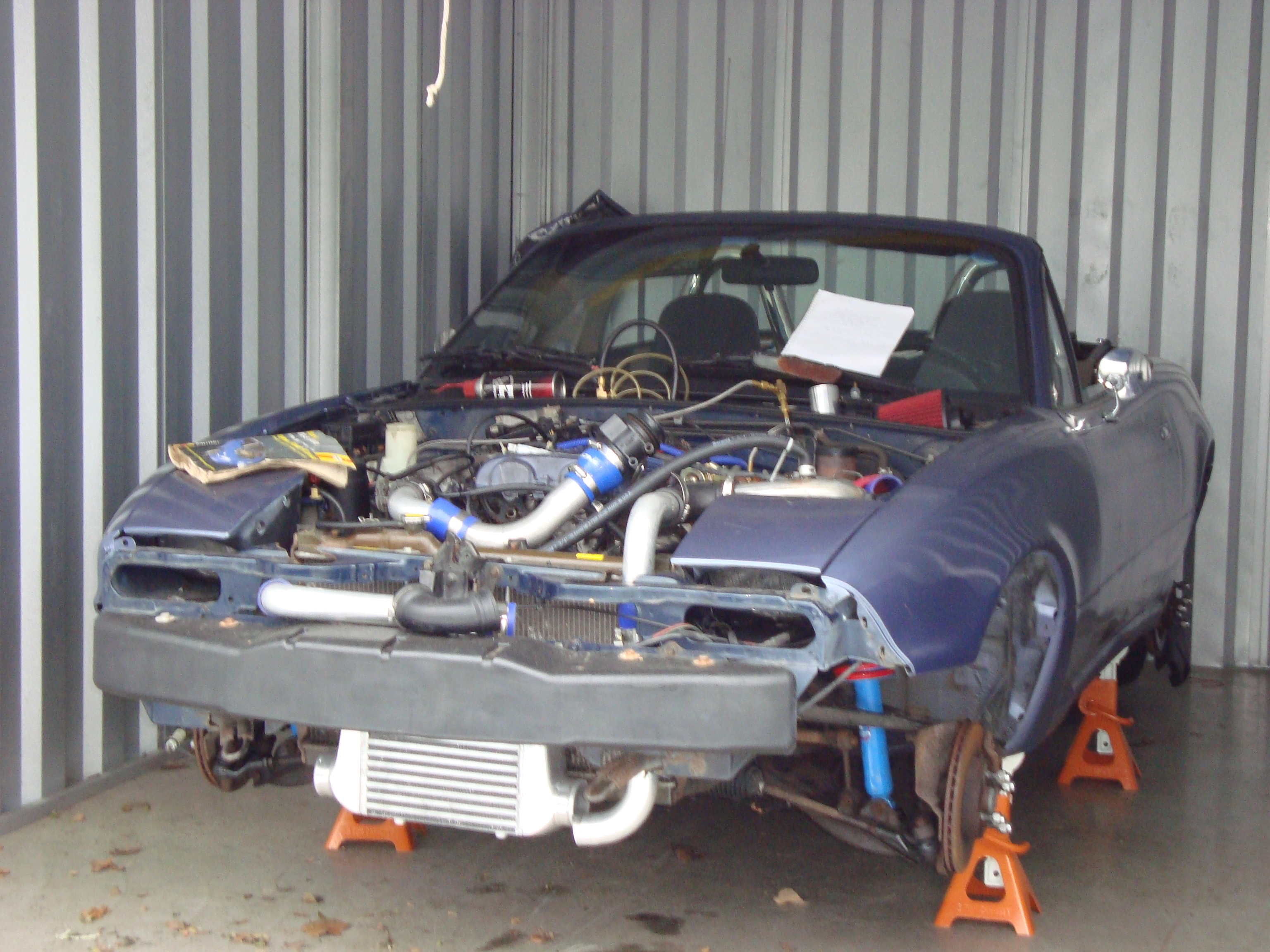 Project1984 1996 Mazda Miata MX-5