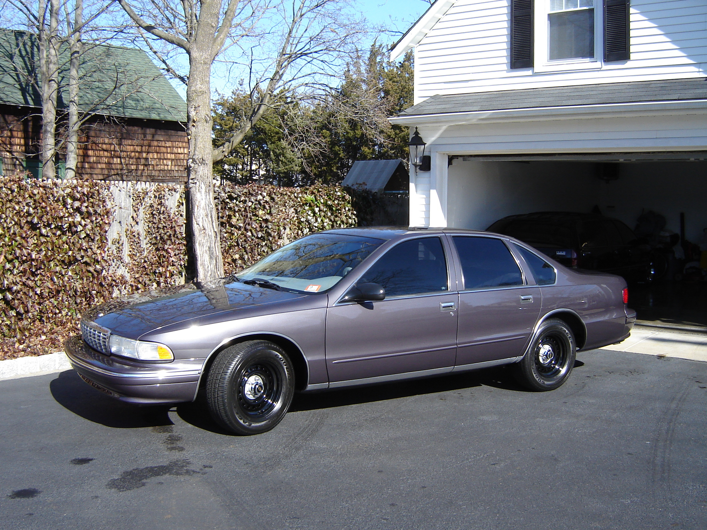 fkrause 1995 chevrolet caprice specs photos modification info at cardomain. Black Bedroom Furniture Sets. Home Design Ideas